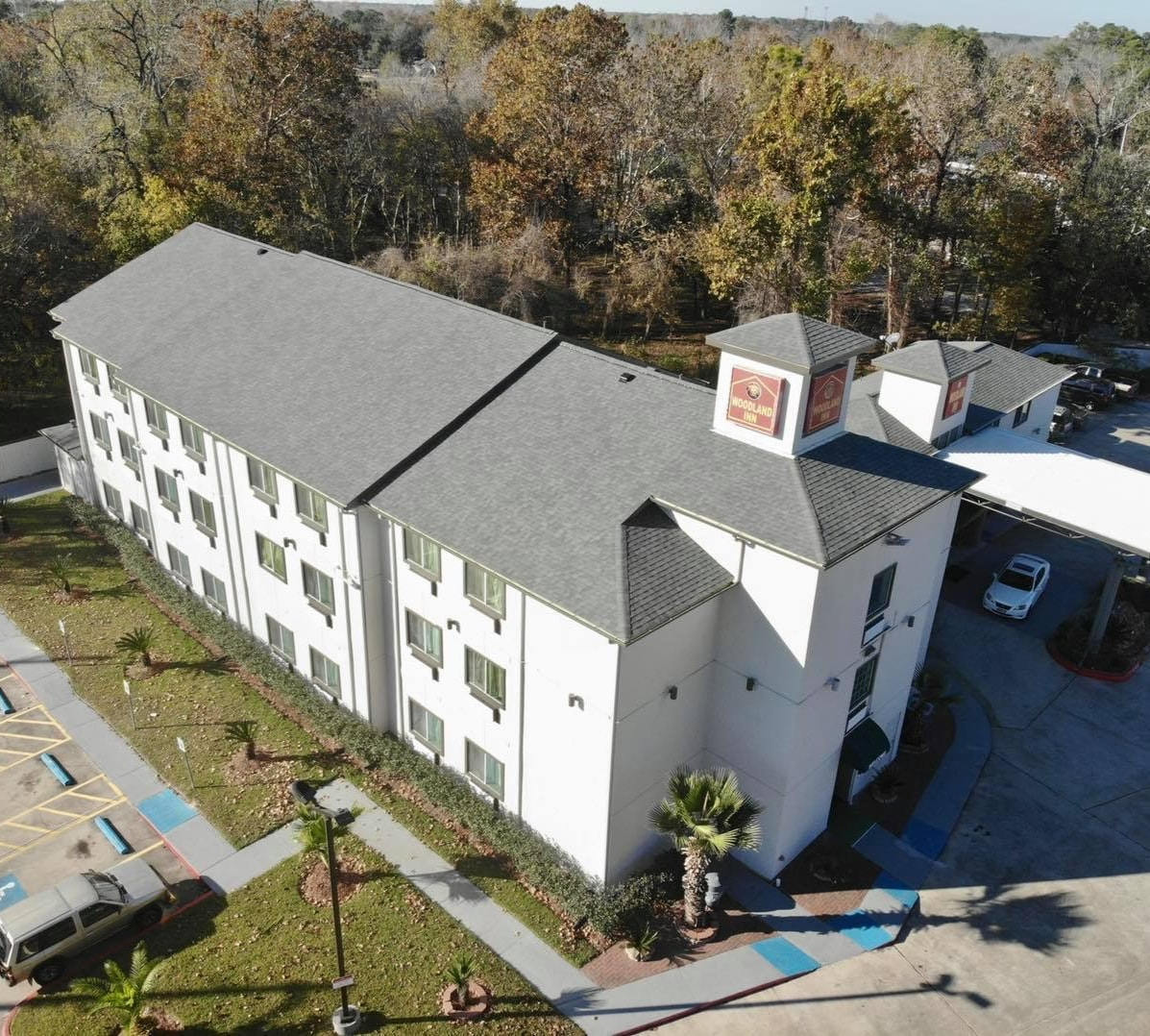 Hotel Roofing Replacement