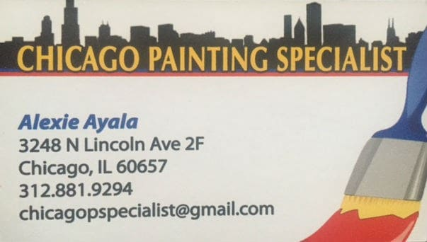 Chicago Painting Specialist