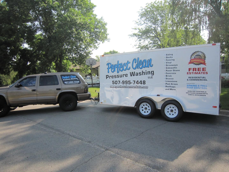 Perfect Clean Pressure Washing LLC