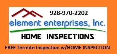 Element Enterprises Inc Home Inspections