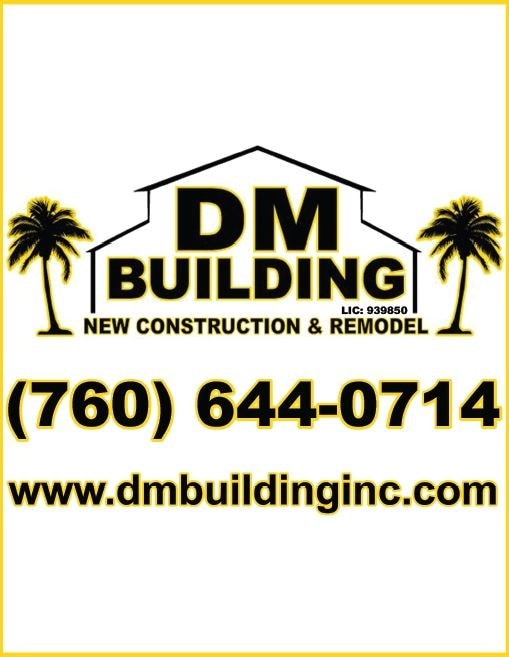 DM Building Inc