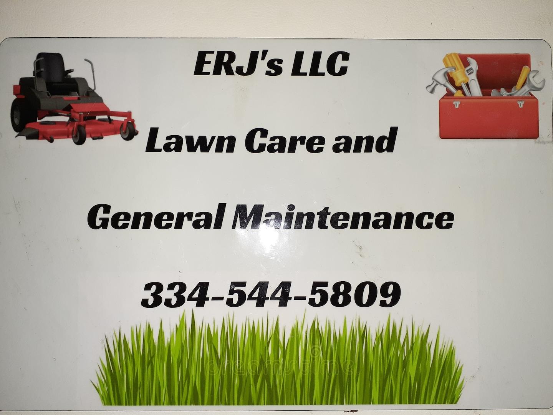 ERJs LLC General Maintenance In Lawn Care