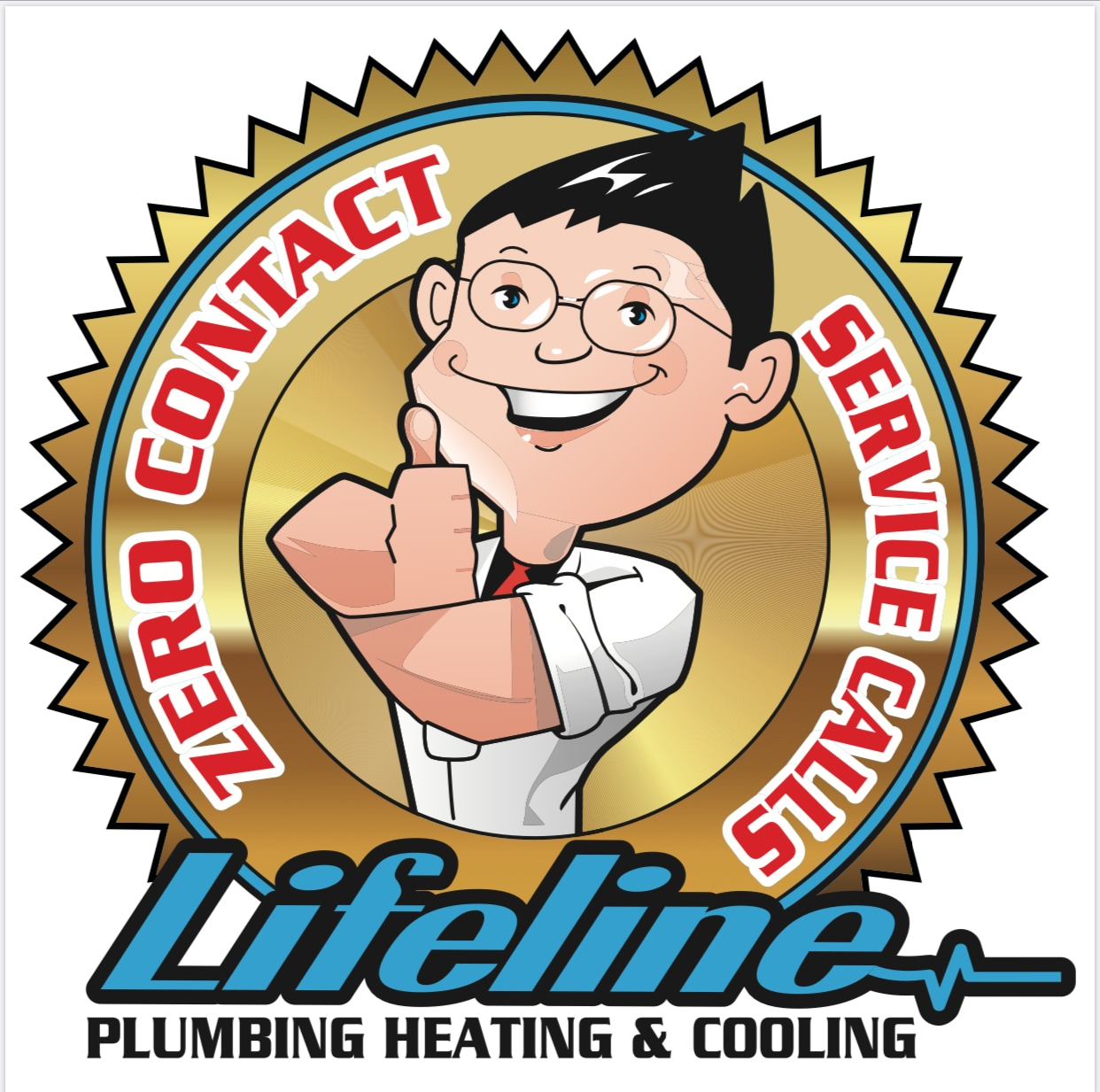 Lifeline Plumbing Heating & Cooling logo