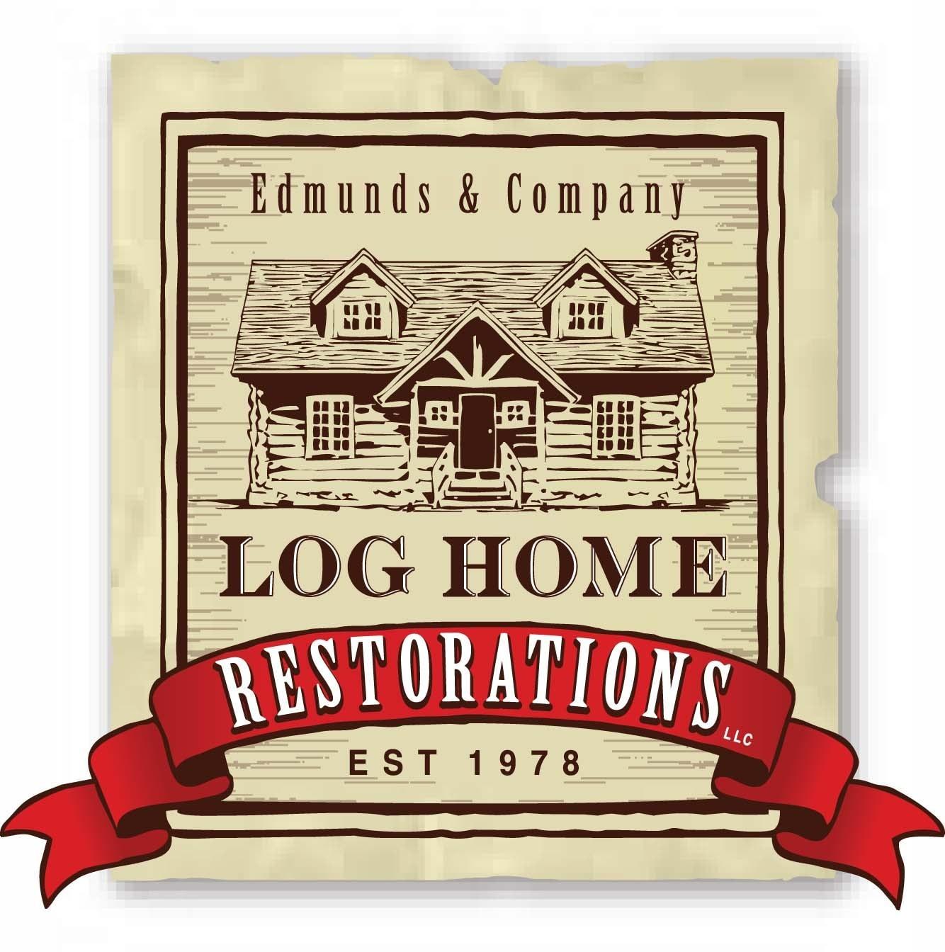 Edmunds & Company Log Home Restorations