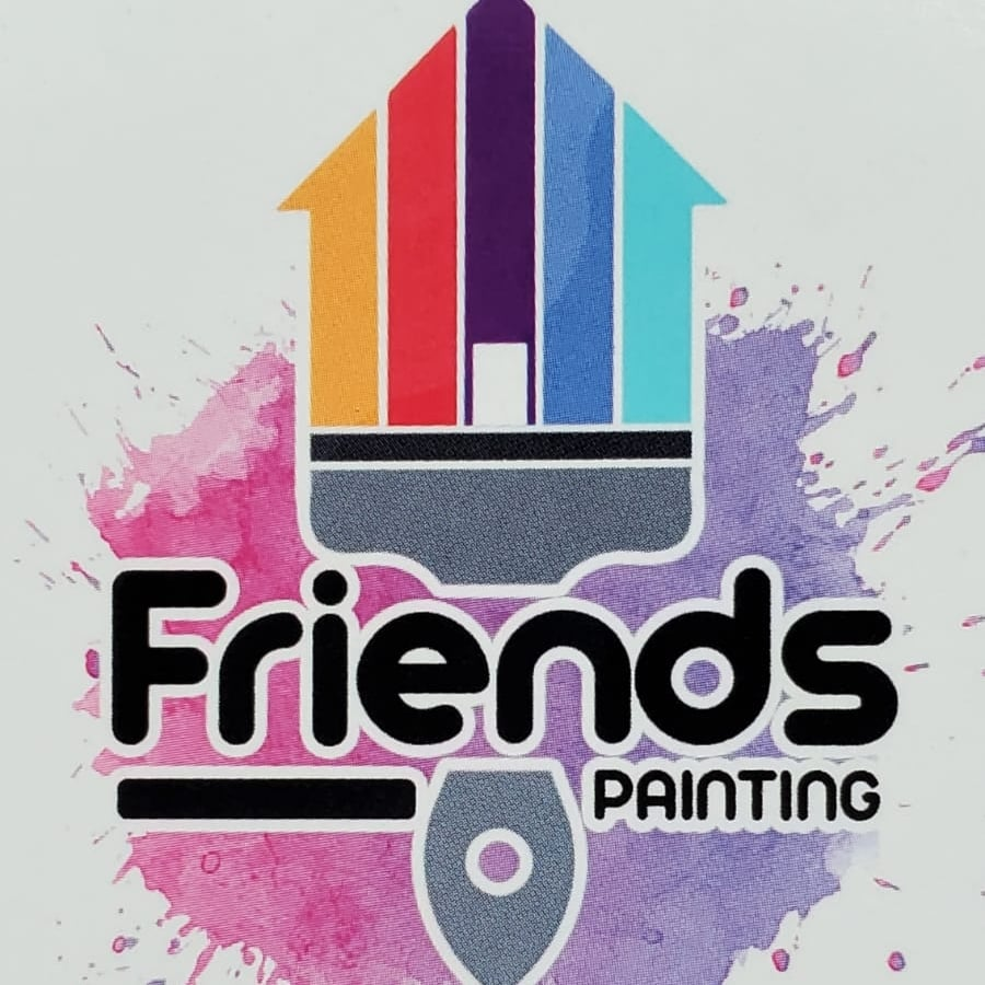 Friends Painting