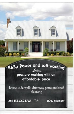 KAB Power and Soft Washing Service