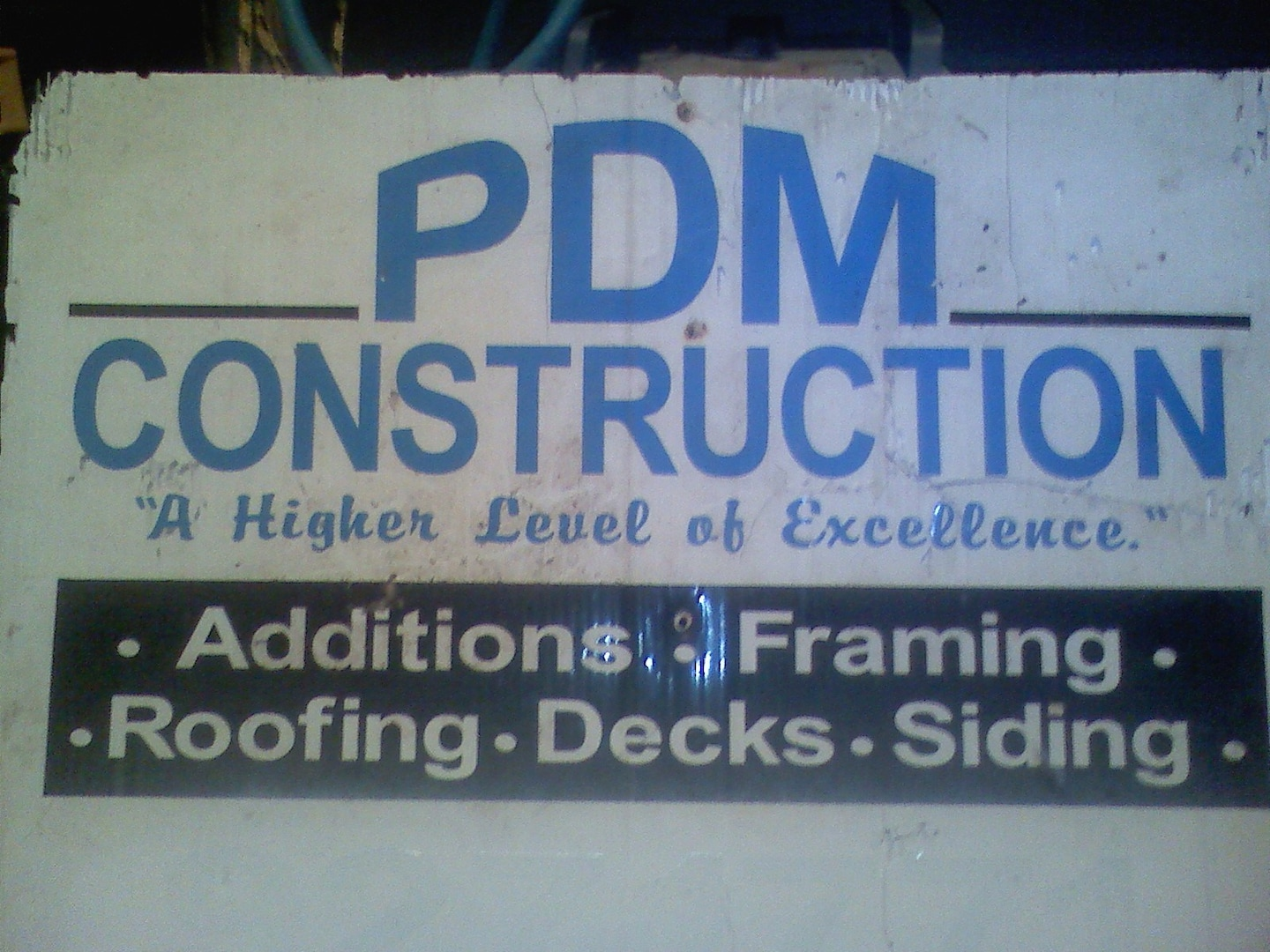 PDM Construction