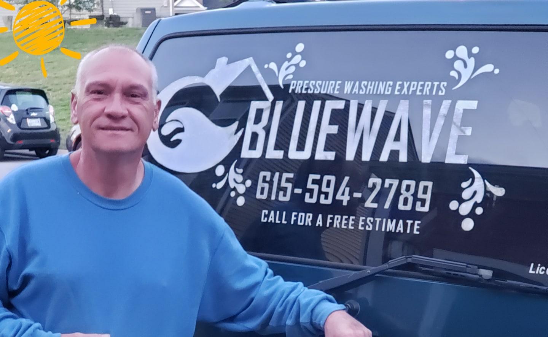 Blue Wave Pressure Washing, LLC