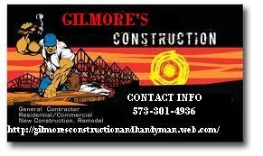 Gilmore's Construction