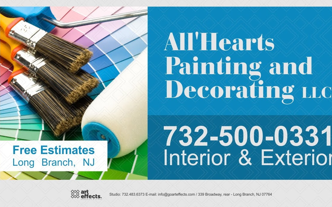 ALL HEARTS PAINTING AND DECORATING LLC