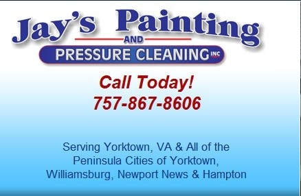 Jay's Painting & Pressure Cleaning Inc