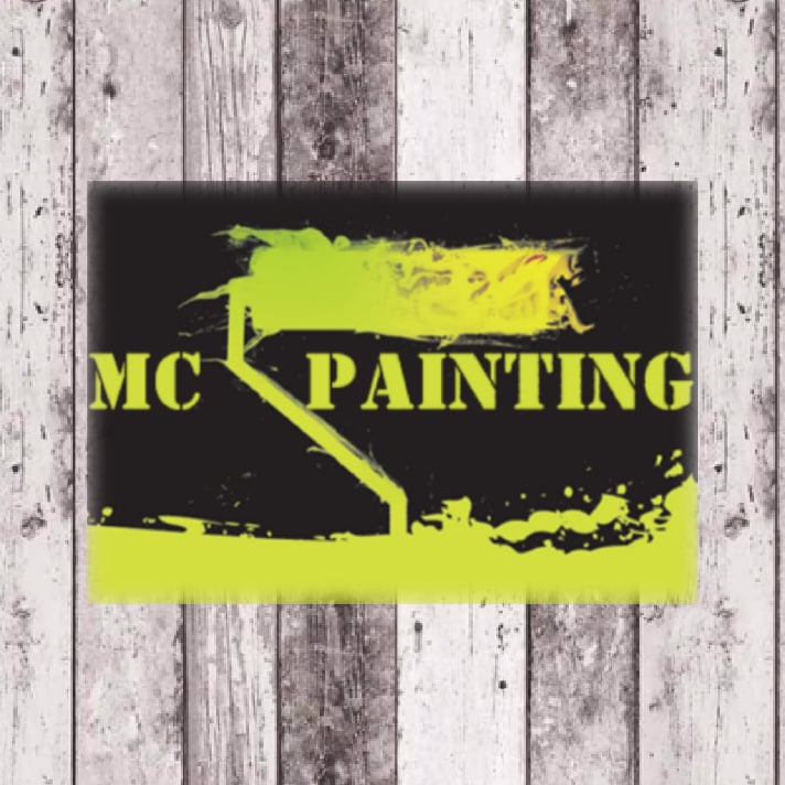 MC PAINTING logo