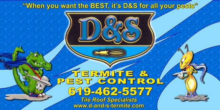 D & S Termite and Pest Control