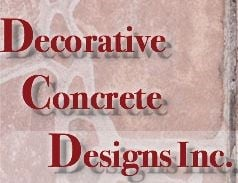 Decorative Concrete Designs