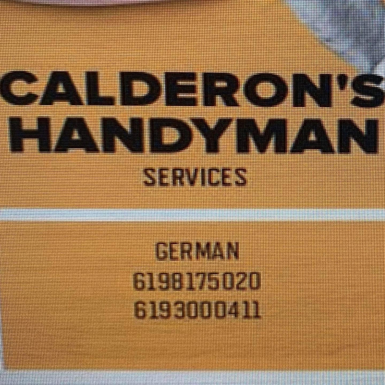 Calderon's Flooring Service