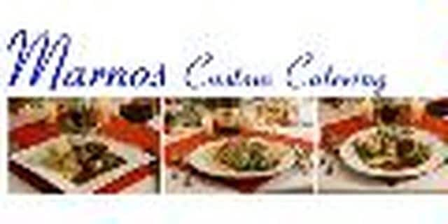 Marno's Custom Catering