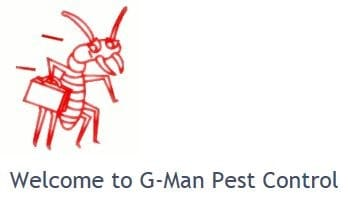 G-Man Exterminating & Pest Control