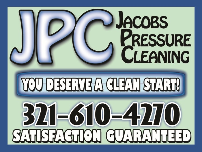 Jacobs Pressure Cleaning LLC logo