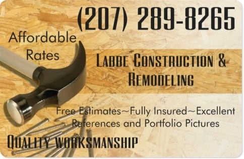 Labbe Construction & Remodeling