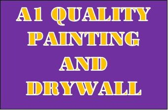 A1 QUALITY PAINTING AND DRYWALL