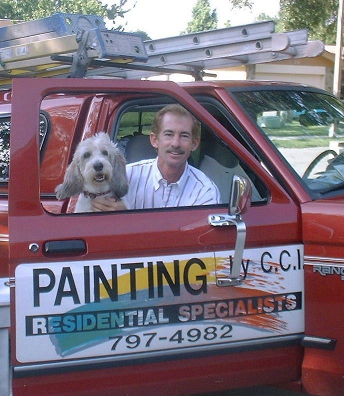 CCI Painting Services logo