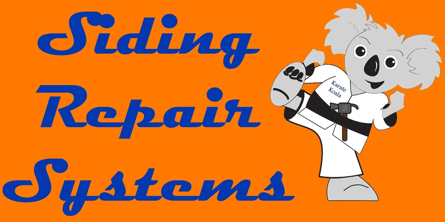 Siding Repair Systems