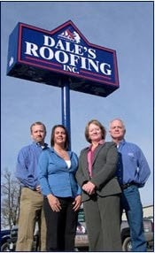 Dale's Roofing Inc