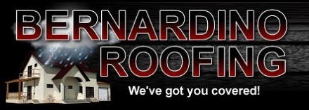 Bernardino Roofing logo