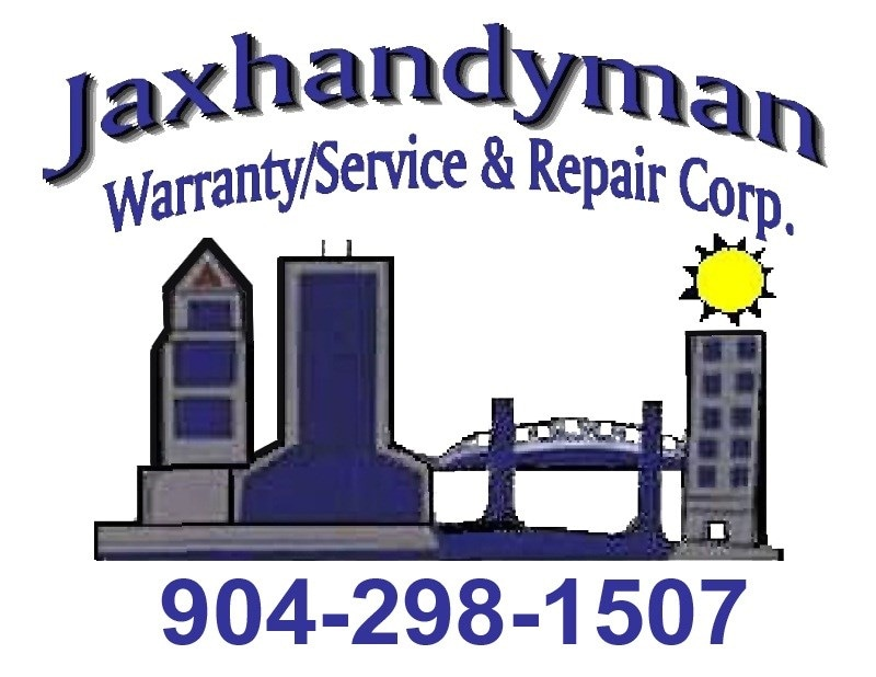 Jaxhandyman Warranty/Service & Repair Corp.