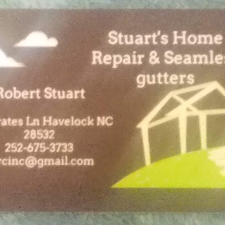 Stuart's Home Repair & Seamless gutters