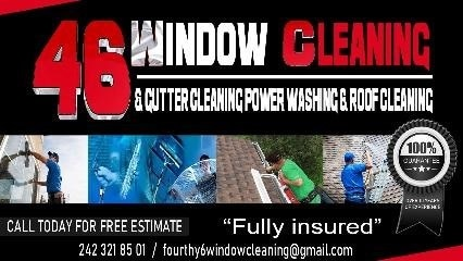 46 Gutter & Pressure Washing & Window Cleaning