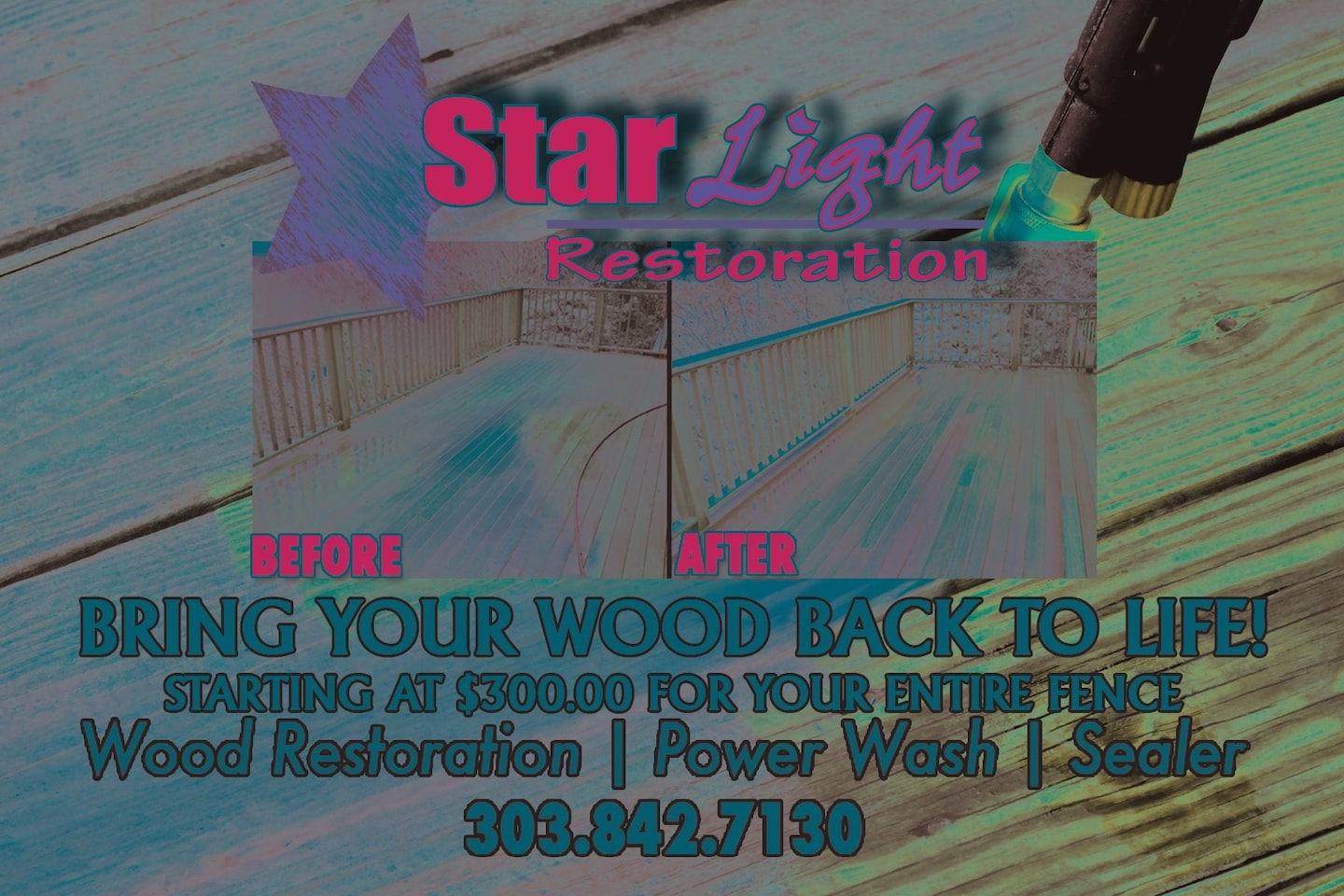 Starlight restoration inc