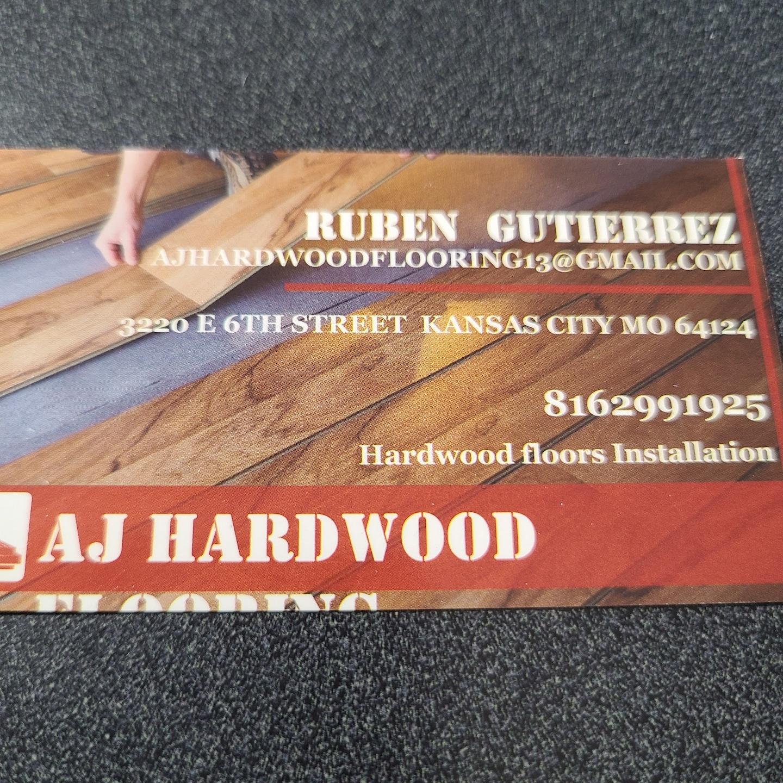AJ Hardwood Flooring