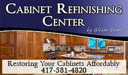 Cabinet Refinishing Center by Gleam Guard