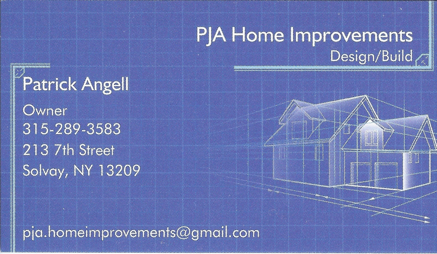 PJA Home Improvements