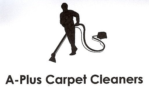 A-Plus Carpet Cleaning logo