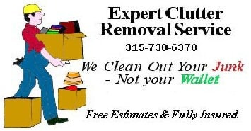 EXPERT CLUTTER REMOVAL SERVICE