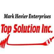 Mark Hevier Enterprises Top Solution Inc logo