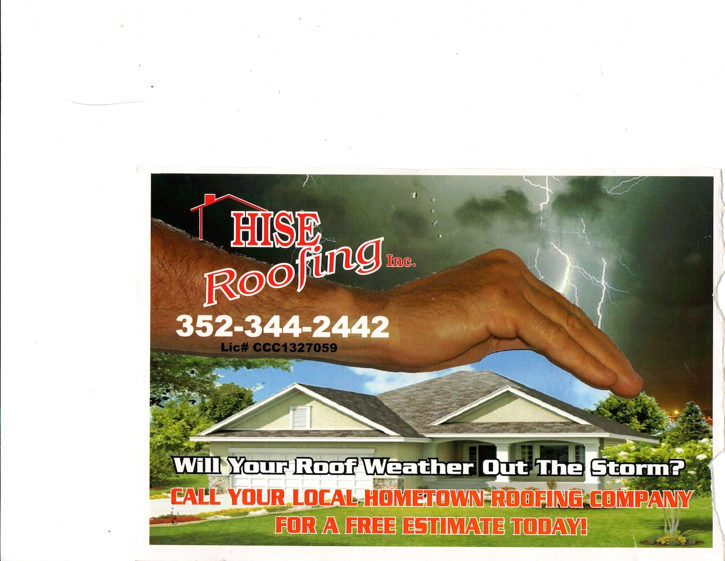 Hise Roofing