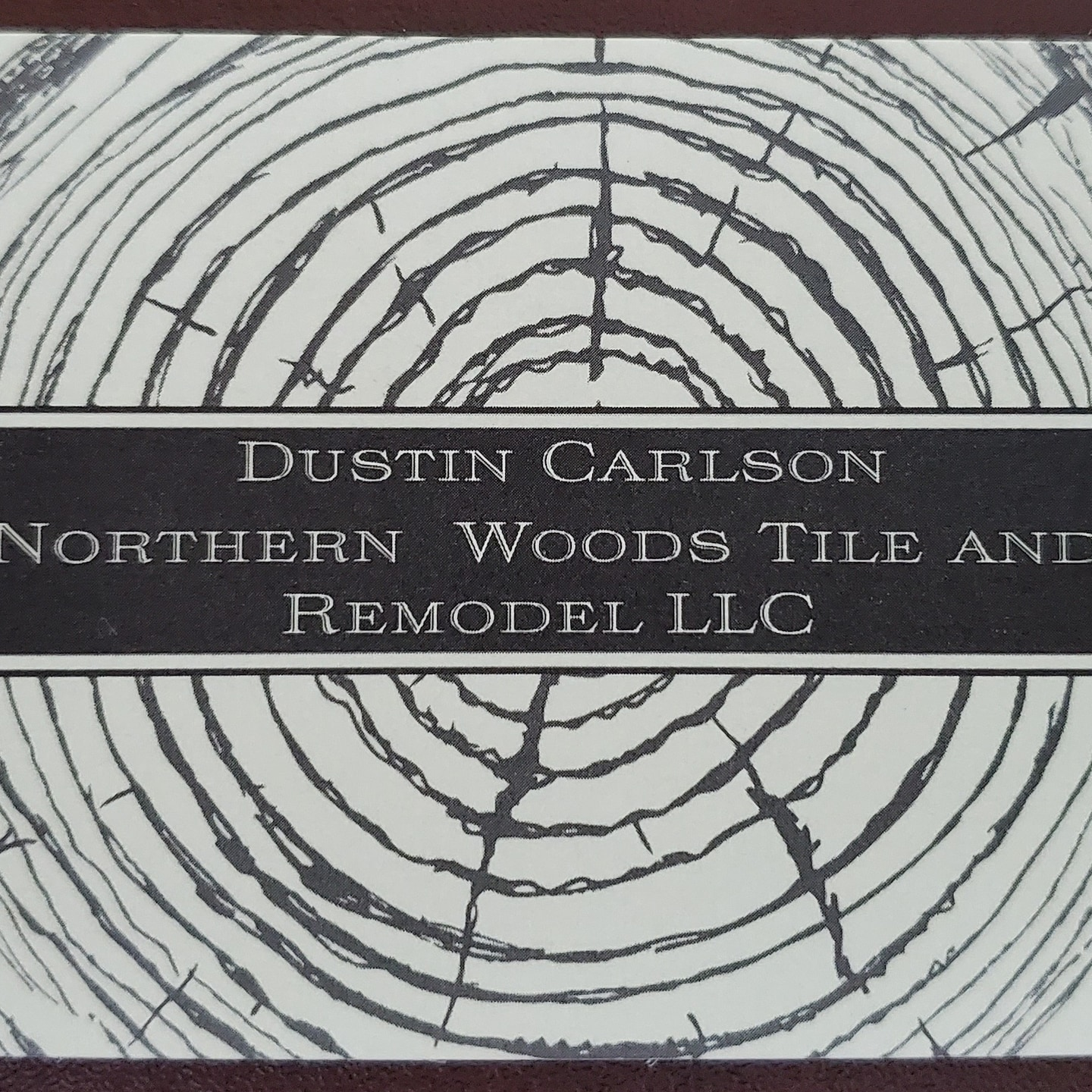 Northern Woods Tile and Remodel logo