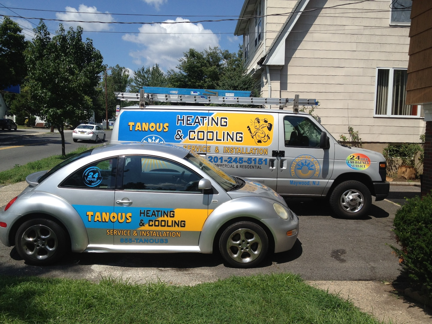 Tanous Heating & Air Conditioning