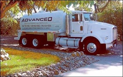 ADVANCED SEPTIC SVC