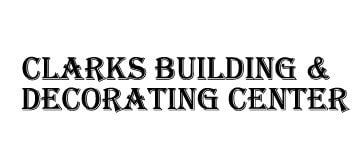 CLARKS BUILDING & DECORATING