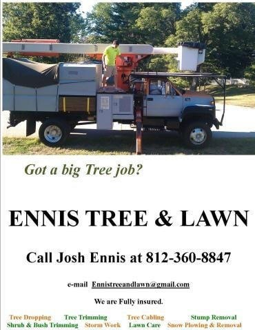 Ennis Tree and Lawn