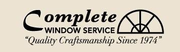 Complete Window Service
