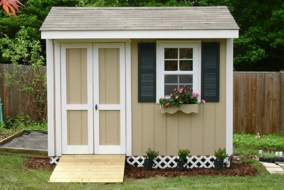 Affordable Sheds Inc