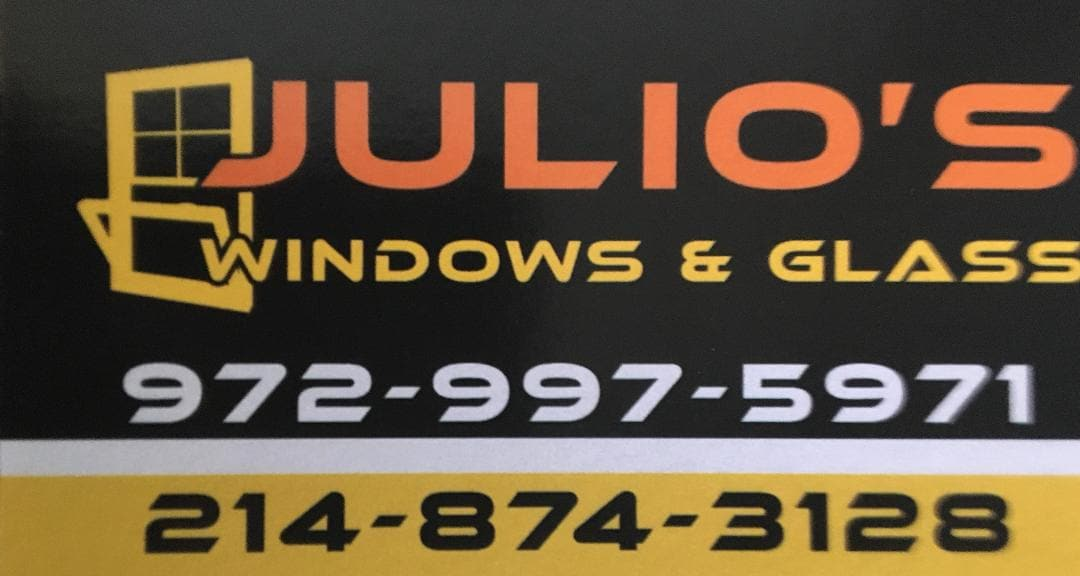 Julio's Windows and Glass
