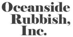 OCEANSIDE RUBBISH INC