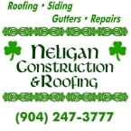 Neligan Construction & Roofing LLC logo