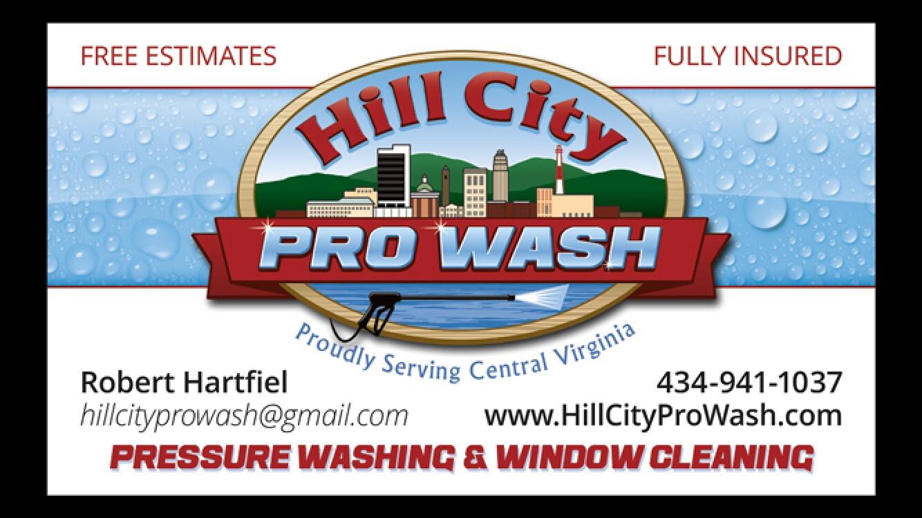 Hill City Pro Wash